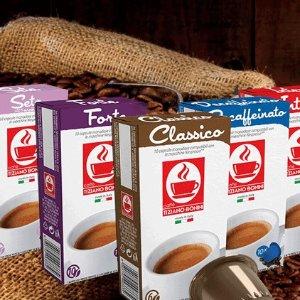 香醇咖啡仅$0.5/杯Tiziano Bonini 胶囊咖啡90颗 9种不同口味意式浓缩
