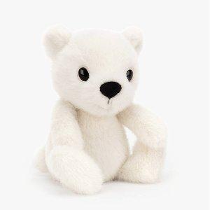 Jellycat5折!北极熊