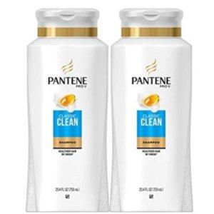 Pantene Shampoo, Pro-V Classic Clean Twin Pack Sale