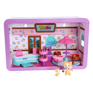 $3Twozies Cafe Playset