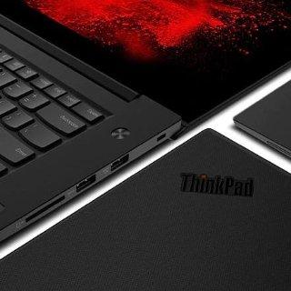 ThinkPad P1 Gen 2 (15) (i7-9750H, T2000, 32GB, 1TB SSD)