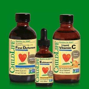 20% OffChildlife Vitamins & More @ Vitacost