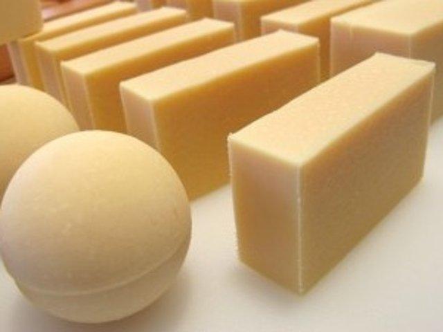 自制羊奶/牛奶/人奶皂