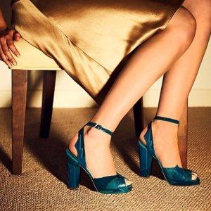 低至3折+全场额外8折Terry de Havilland 精品女鞋热卖