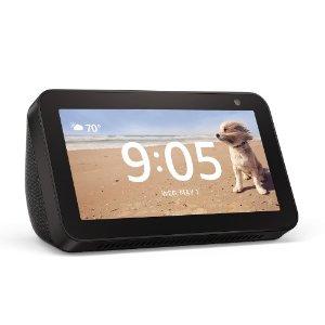 $59.96Echo Show 5 5.5寸 Alexa语音助手 智能显示器