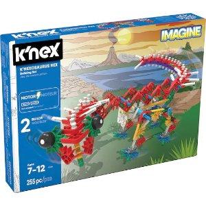 k'nex恐龙套装