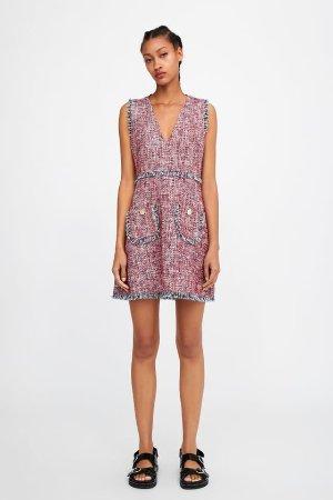 TWEED DRESS - View all-DRESSES-WOMAN-SALE | ZARA United States