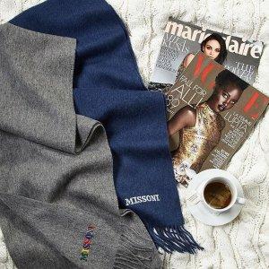 低至4折 $39.99收封面款围巾Moschino  UGG等围巾手套 冬天给你最温暖的呵护