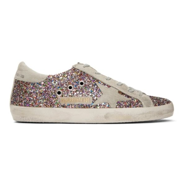 Pink Glitter 小脏鞋