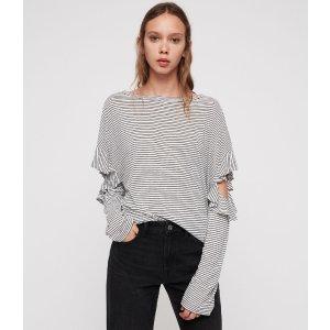 ALLSANTSFavro Stripe T-Shirt