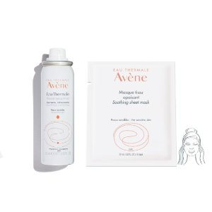 Dealmoon Exclusive!Free Thermal Spring Water & Soothing Sheet Mask with $65 orders @ Avene