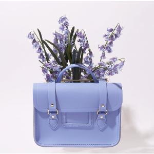 £60就收封面款经典剑桥包Cambridge Satchel 新款薰衣草紫横空上市 温柔到心坎的颜色