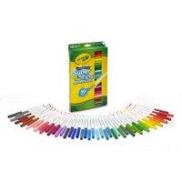 可水洗 水彩笔50色