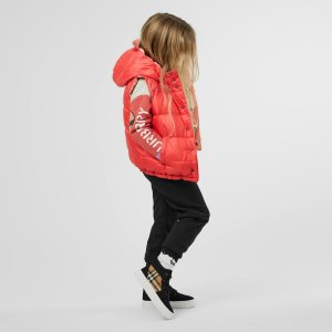 BurberryBurberry - Little Girl's & Girl's Hooded Puffer Vest
