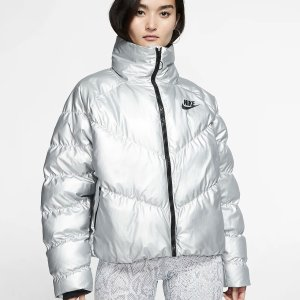 低至5折 入明星同款Nike官网 休闲夹克、外套热促 收面包羽绒服