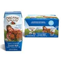 Organic Valley 有机低脂牛奶 6.75 oz 12盒
