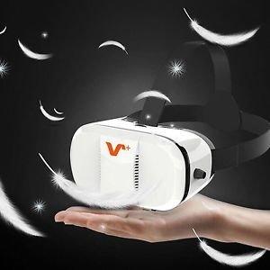 $7(原价$30)闪购速抢: VOX VR 3D头戴式虚拟现实眼镜