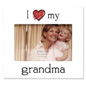 Lawrence Frames I Love my Grandma Picture Frame