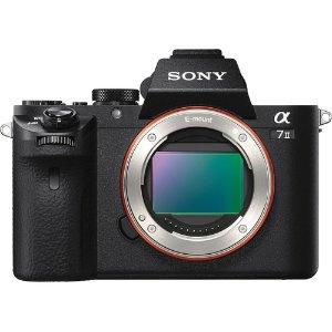 $898 起Sony a7 II 全幅微单相机 多种套装可选