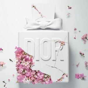 最高享4重好礼Dior 彩妆护肤及香水热卖 满额享好礼