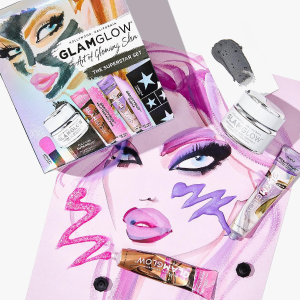 Up to a $24 vale giftwith any purchase of $59 @ Glamglow