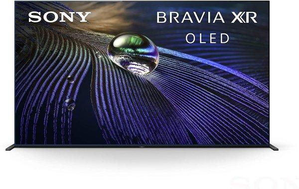 """A90J 65"""" 4K OLED 电视 2021 款"""