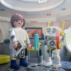 New Arrivals 15%OffSpace collection Sale @ Playmobil