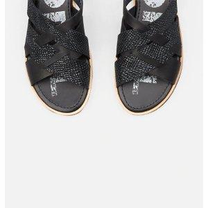 Sorel拖鞋