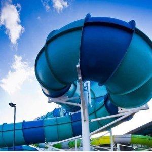 $69 (原价$150)AquaPulse 户外水上乐园