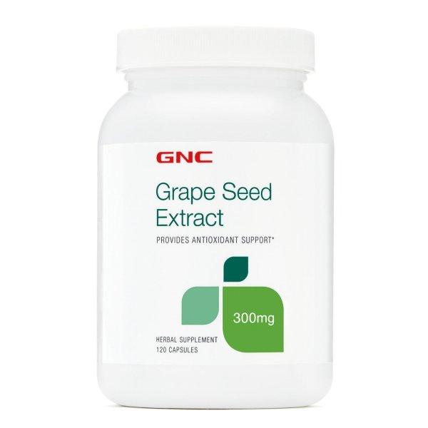 300mg高含量120粒装葡萄籽