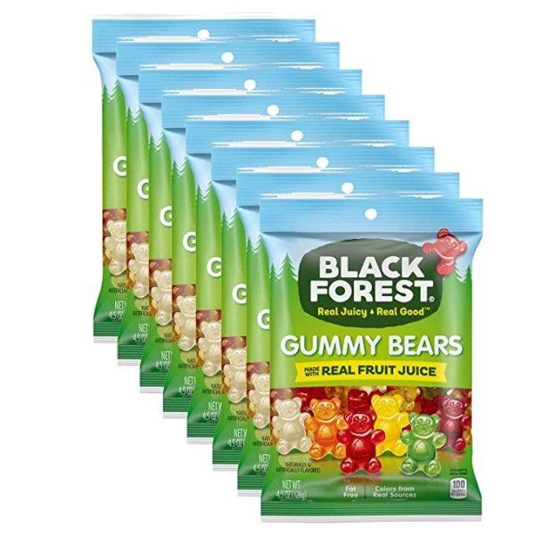 Black Forest 小熊软糖 4.5oz 8包