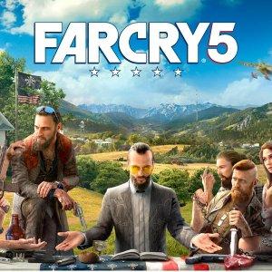 $14.99 (原价$59.99)《孤岛惊魂5》《彩虹六号:围攻》《飙酷车神2》PS4/Xbox实体游戏