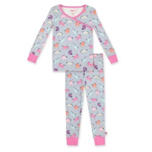 ZutanoUnicorns Organic Cotton Pajama Set