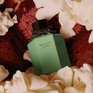 全线8折+送记忆之香Q香Gucci 高颜值香水热促 收清新小绿瓶、Bloom花香粉瓶系列