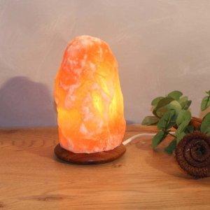 8折 €15.92(原价€19.99)HIMALAYA 喜马拉雅岩盐灯 瑜伽、冥想陪伴 安静的个人时光