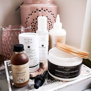 30% offon selected hair products @ SkincareRx