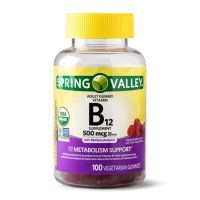 Spring Valley 维生素B12 100粒