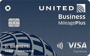 Earn up to 150,000 bonus milesUnited℠ Business Card