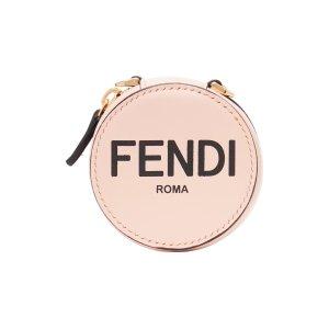 FendiPink Coin 零钱手包