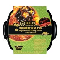 海底捞 香辣素食 自煮火锅套餐 120g 15分钟即可享用