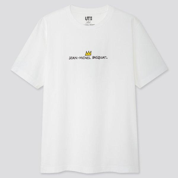 JEAN-MICHEL BASQUIAT合作款T恤