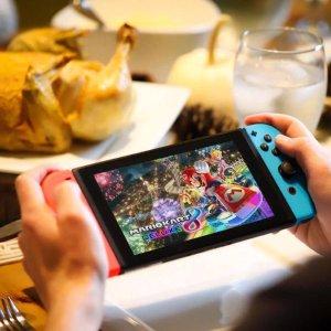 NintendoSwitch掌機 全新續航增強版
