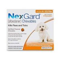NexGard 小型犬口服驱虫药