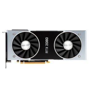 Nvida GeForce RTX 2070/2080 公版显卡 8GB GDDR6