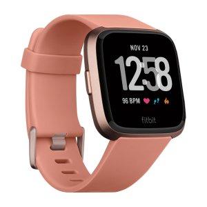 $99.95Fitbit Versa 智能手表 蜜桃色