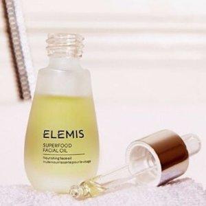 7.5折精选英国护肤品牌Elemis热卖