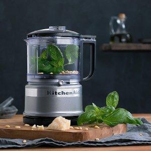 Attirant $23.99 KitchenAid® 3.5 Cup Mini Food Processor   KFC3516