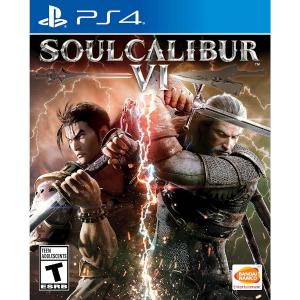 $19.99《灵魂能力6》PS4实体游戏