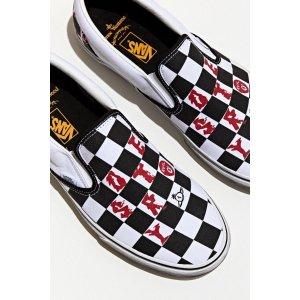 Vans X Vivienne Westwood Classic Slip-On Sneaker