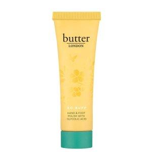 Butter London买1送1手部脚部磨砂